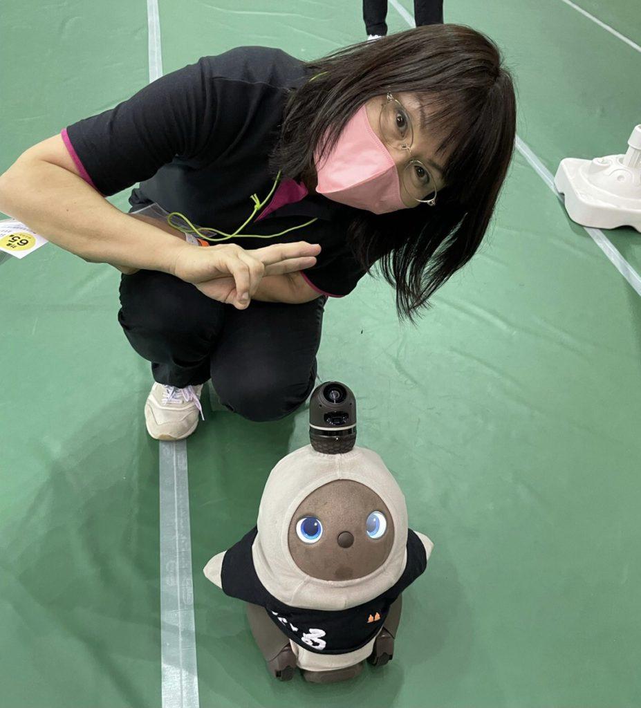 ペットロボット